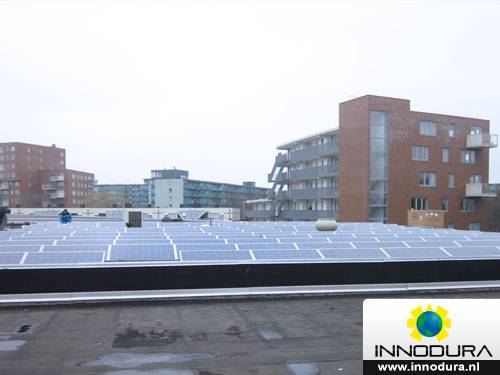 115 zonnepanelen in Leiderdorp